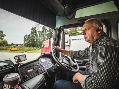 Drivers' hours: Sweden would give drivers 2 extra kms to do what they want