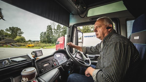 FOI request reveals UK is losing lorry drivers over health issues