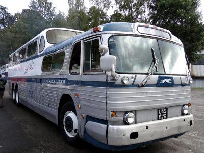Historia transportu – odc. 91. W tych latach rosła autobusowa potęga na amerykańskich drogach