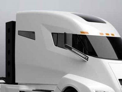 1300 km zasięgu elektryczną ciężarówką? 10 ton masy własnej? To nie bajki a bliska rzeczywistość