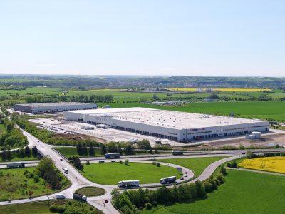 Afin Holding achiziționează Aries Logistic Park din Turda