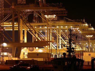 """""""Eurogate"""" kels kainas Vokietijos uostuose"""