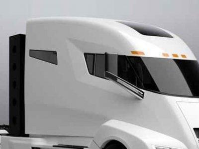 1300 kilométeres távolság egy elektromos teherautóval? 10 tonna önsúly? Ez nem mese, hanem a közeljövő.