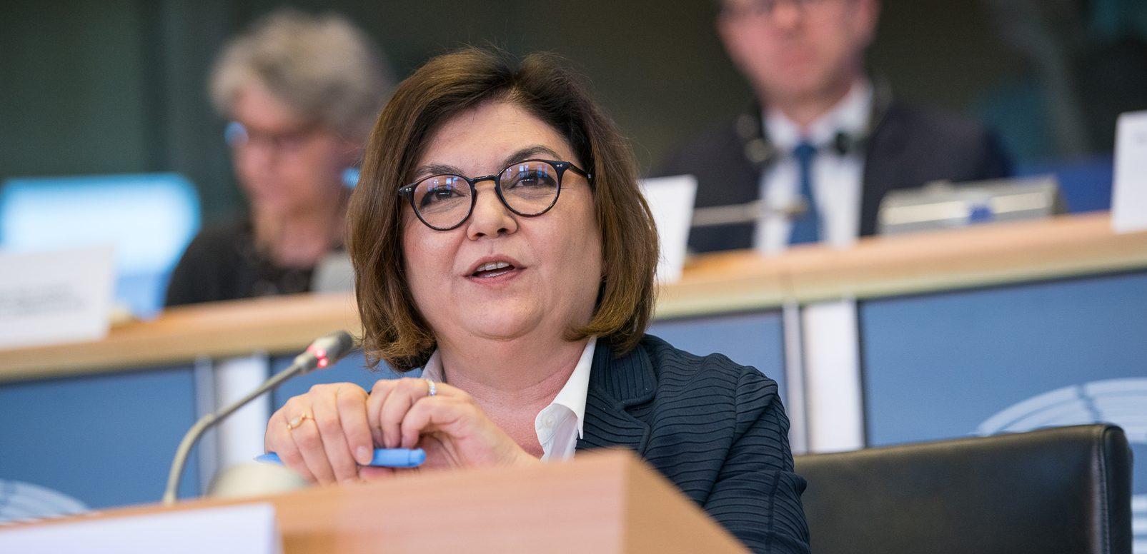 Meet the new transport commissioner of the European Union: Adina Vălean