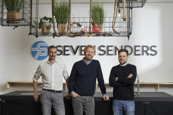 The industry startup Seven Senders personalizes and automates parcel delivery in Europe.