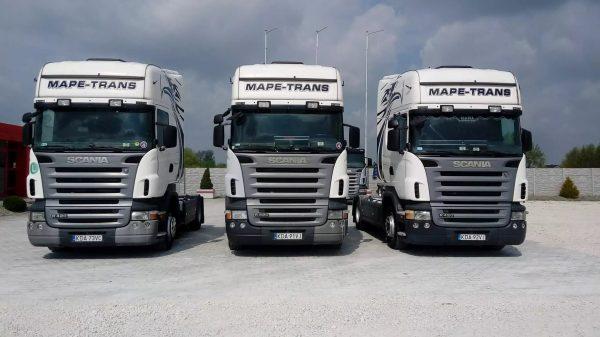 Firma transportowa poszukuje zleceń transportowych na trasie Polska – Rumunia