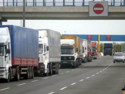 Austria va institui restricții pentru camioane la anumite puncte de trecere a frontierei