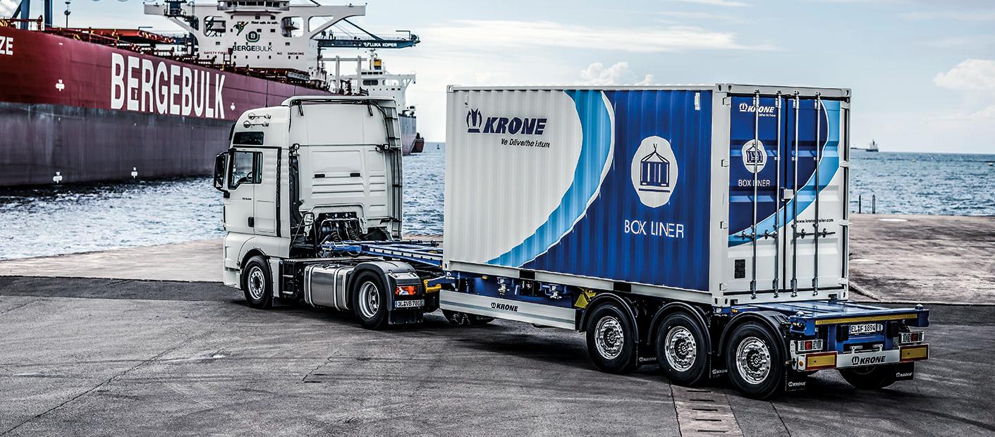 Transport kontenerów, czyli z jakiego taboru mogą korzystać przewoźnicy [PRZEGLĄD]