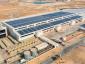 A németek teljes egészében napenergiával működtetett logisztikai központot építettek