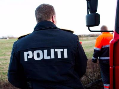 Большой штраф для водителя грузовика в Дании. Вы никогда не угадаете, где он спрятал магнит