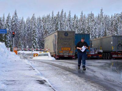 Prelungirea perioadei de control la frontierele Norvegiei