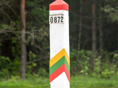 Tarp Lietuvos ir Kaliningrado srities steigiamas Rambyno pasienio kontrolės punktas