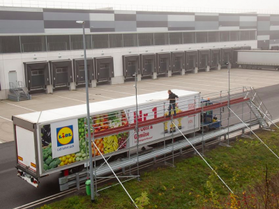 Lidl sets new requirements for carriers. This is the equipment all the trucks will need.