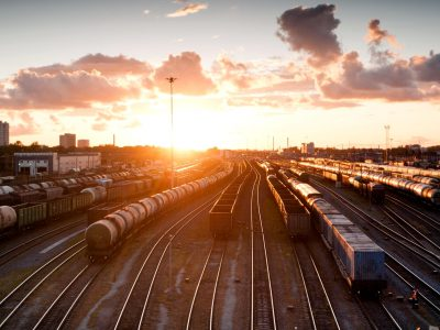 Ruszył pierwszy pociąg spod Wrocławia do Chin. Nowe połączenie szybsze niż transport morski