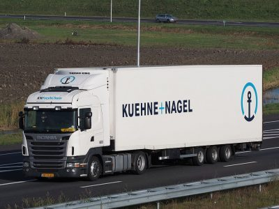 "Kuehne + Nagel's majority stakeholder brands shipping giants' foray into freight forwarding ""disturbing"""
