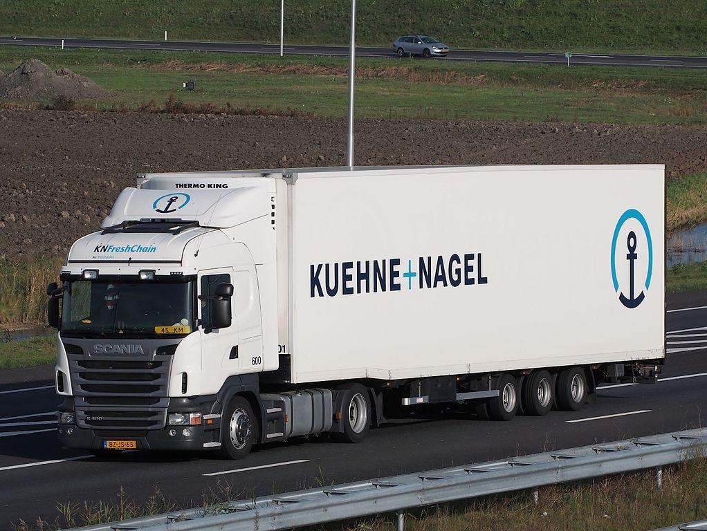 "Kuehne + Nagel's majority stakeholder brands shipping giants' foray into freight forwarding ""disturbing"""