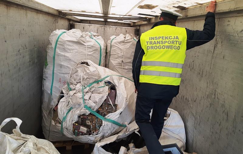 przewóz odpadów
