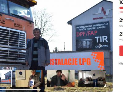 Polacy pokazali prawdziwą solidarność. Zebrali ponad 100 tys. zł na ciężarówkę dla kierowcy z Iranu
