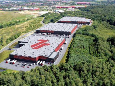 Pod Gdańskiem powstanie nowy park logistyczny. Jest już pierwszy najemca