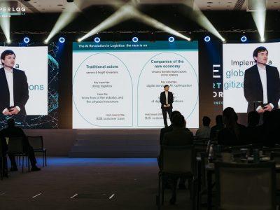 Branżowy startup NavAlgo – zobacz, jak dzięki technologii eliminuje wąskie gardła w logistyce