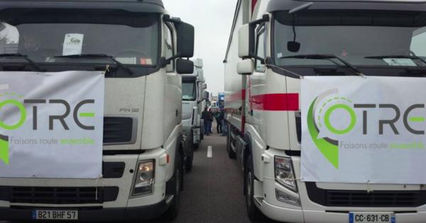 Proteste in Frankreich eskalieren. 150 km Stau und ein Verkehrskollaps in Aussicht