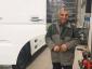 Lenkijoje strigęs iranietis jau pamatė naują sunkvežimį! Štai kuo jis grįš namo