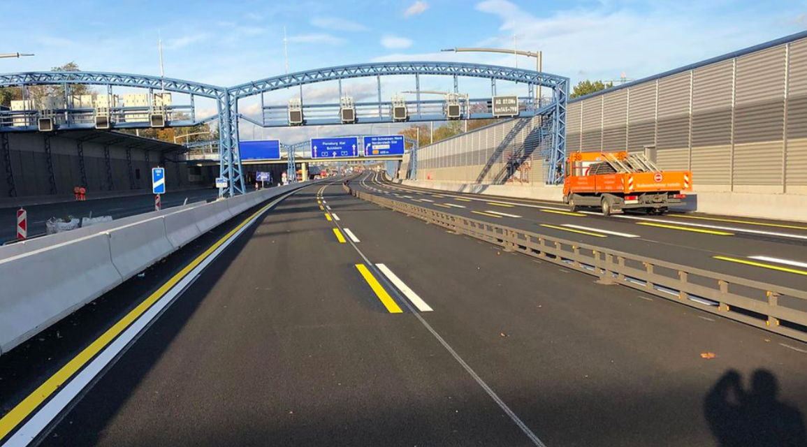 Szykuje się chaos wokół Hamburga. Niemcy zamkną fragment autostrady na kilka dni. Zobacz alternatywne trasy