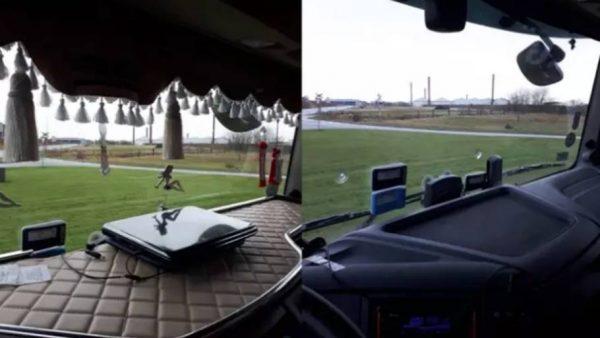 """Firma transportowa, której kierowca spowodował wypadek przez """"zagraconą"""" deskę rozdzielczą, poniesie"""