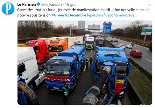 Blokady dróg we Francji. Czy mogą powodować problemy z uzyskaniem odszkodowania?