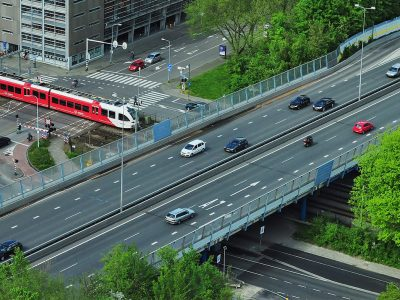 Olanda reduce valoare vitezei maxime pe autostrăzi