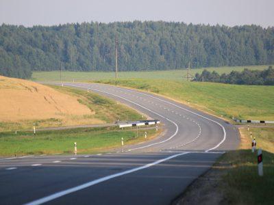 Baltarusija modernizuos automagistralę Minskas-Vilnius. Tikslas – autotransporto srauto didinimas