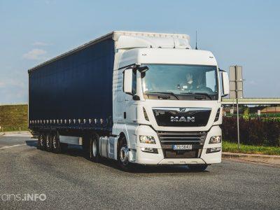 Запреты движения грузовиков во Франции в 2020 г.