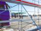Ledas ant sunkvežimio stogo. Vokietijos ADAC automobilių klubas perspėja apie pasekmes