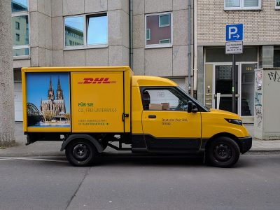 DHL and DPD with record results for 2019