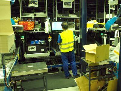 Darbuotojų trūkumas logistikoje. Pažiūrėkite, kurioms įmonėms reikės jų labiausiai