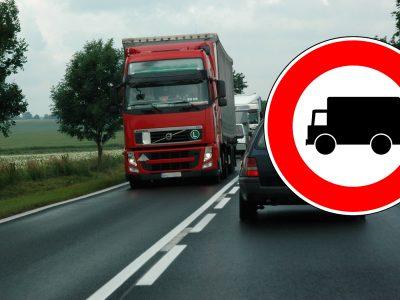 Z dróg znikną ograniczenia dostępu dla pojazdów z naciskiem 11,5 t na oś. Jest projekt nowych przepisów