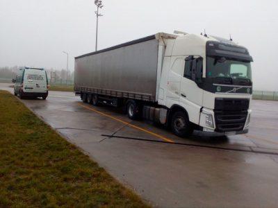 Разрешение использовалось дважды. Как российские перевозчики справляются с проблемой отсутствия польских разрешений?
