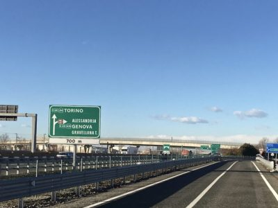Rinkliavos padidėjimas Italijos greitkeliuose