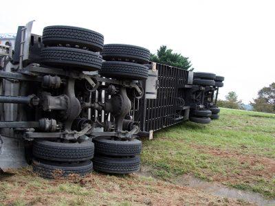 Sunkvežimio avarija Prancūzijoje. Viskas, ką turi žinoti profesionalus vairuotojas