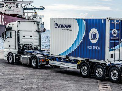 Транспортировка контейнеров, т.е. каким парком могут пользоваться перевозчики [ОБЗОР]