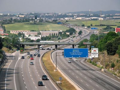 Two Spanish motorways are free of charge as of 2020, some are more expensive.
