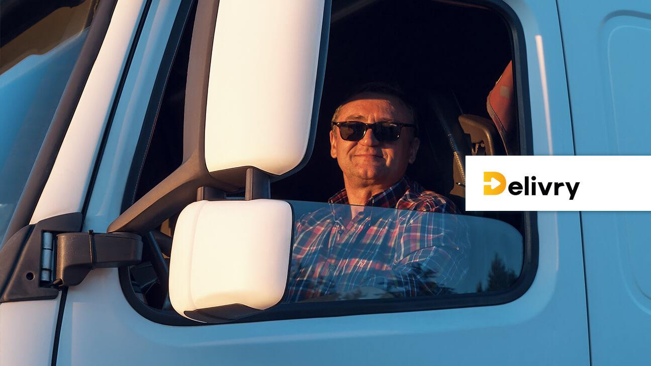 Delivry rozwiązuje problem niedoboru kierowców na rynku przewozu towarów