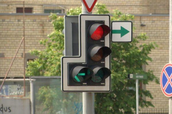 Vilniuje žaliosios rodyklės bus grąžintos kitą savaitę