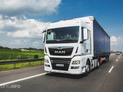 Запреты движения грузовиков в Германии в 2020 г.