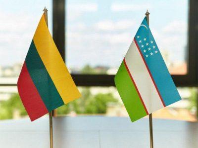 """""""Linava"""" pasirašė memorandumą su Uzbekistano vežėjų asociacija"""