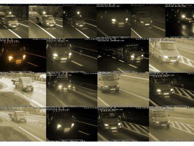 Серия превышений скорости завершена серией штрафов. Водитель из Украины совершил одно и то же нарушение… 18 раз