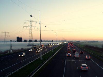 Новая максимальная скорость на голландских автомагистралях