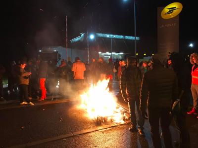 Очередные протесты во Франции. На этот раз могут возникнуть проблемы с заправкой