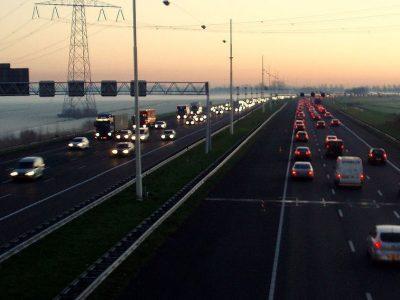 Nyderlandai mažina greitį automagistralėse