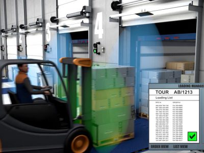 How the use of RFID improves the supply chain, visibility, and inventory optimization